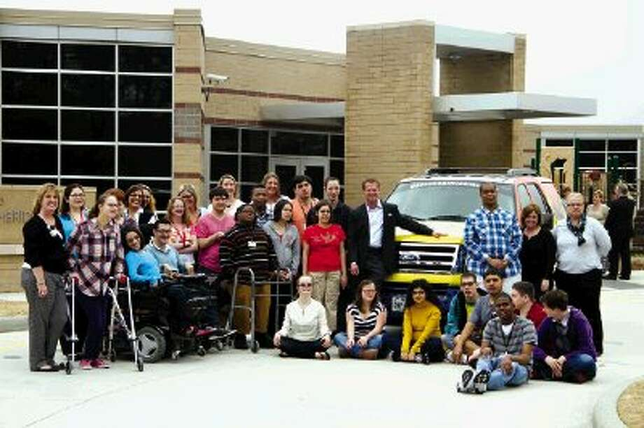 Planet Ford Houston >> MOSAIC program thanks Randall Reed and Planet Ford - Houston Chronicle