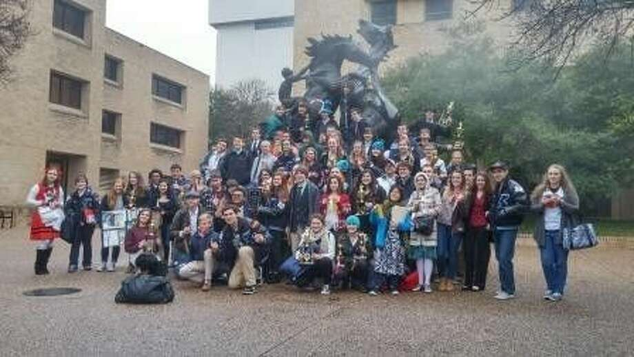 The Kingwood High School German club came away with its third consecutive state championship.