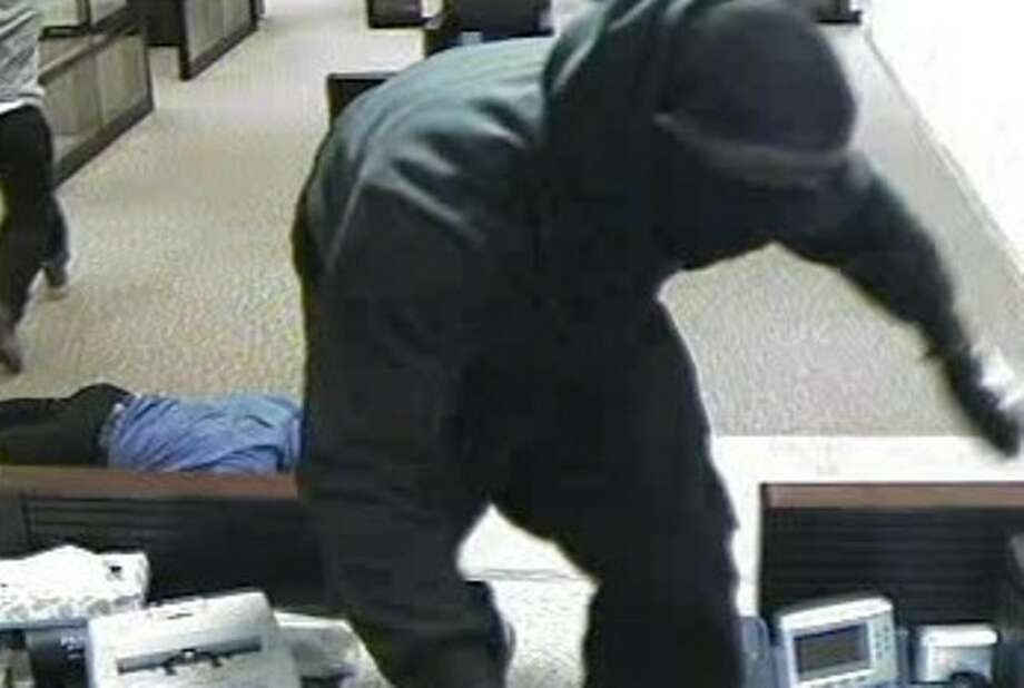 One of the suspects wanted in the robbery of a Katy area bank Thursday. Photo: Fort Bend County Crime Stoppers