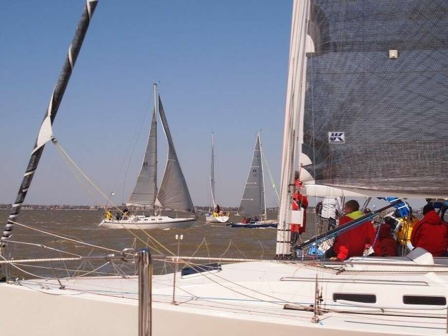 The Heald Bank Regatta is the first race of a series to determine the winner of the Texas Offshore Racing Circuit (TORC).