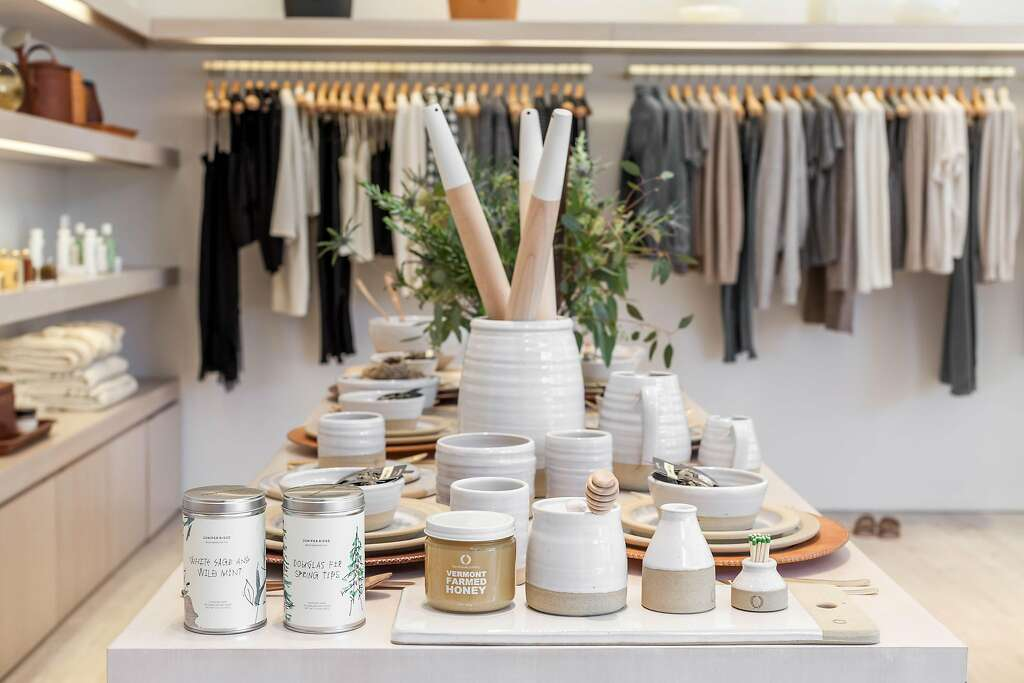 los angeles fashion brand jenni kayne makes its first foray into northern california with the opening - Jenni Kayne Store