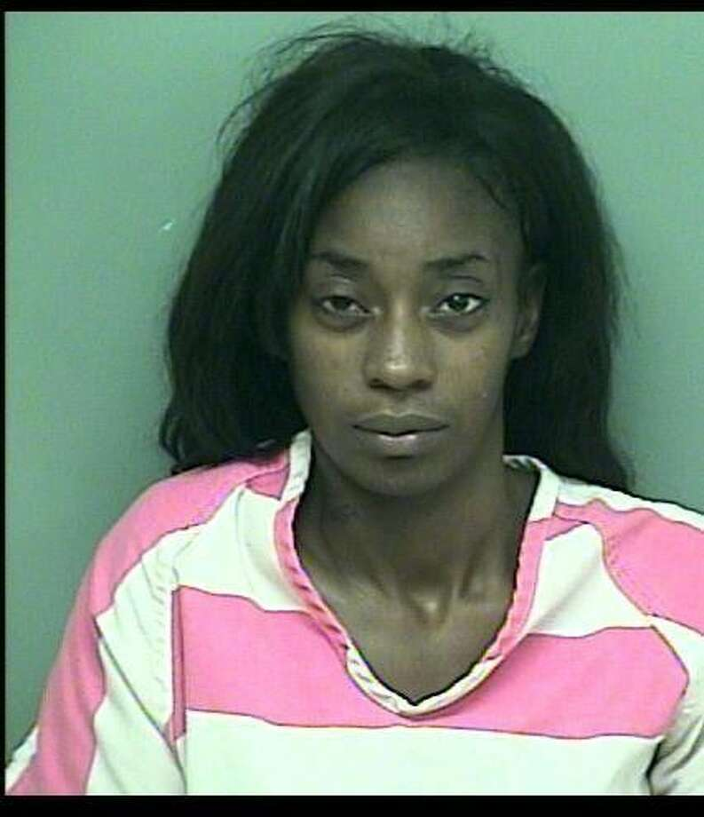 "WHITE, Shakola AntoinetteBlack/Female DOB: 08-10-1988 Height: 5'05"" Weight: 118 lbs. Hair: Brown Eyes: Brown Warrant: #140606376 Bond Forfeiture Theft LKA: N Pacific St, Conroe."