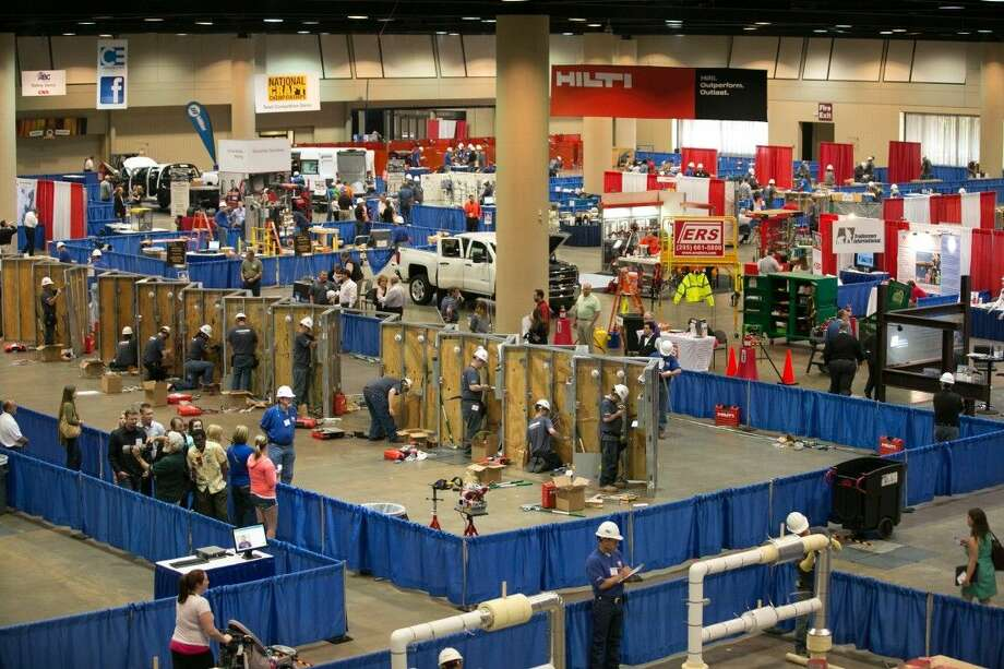 Nearly 200 competitors from 32 states are competing this week at the National Craft Championships in Fort Lauderdale.
