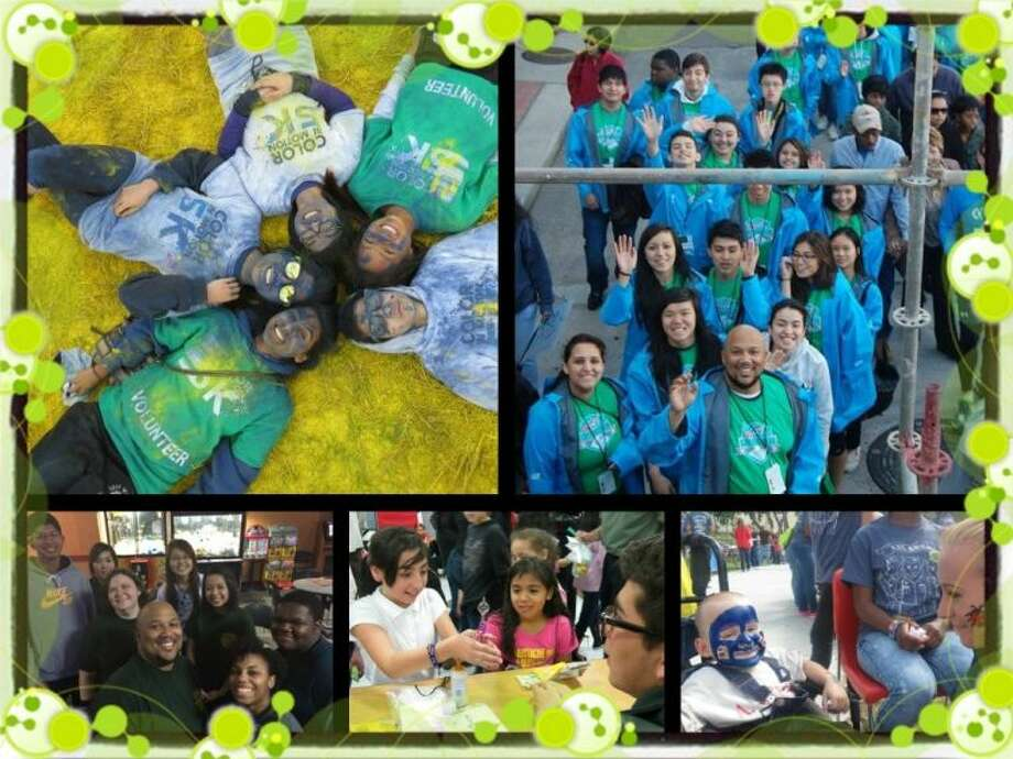 Klein Forest Interact students helping out at many local community events Photo: Submitted Photo