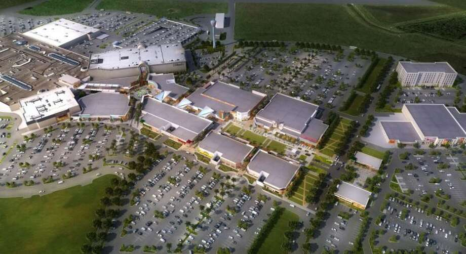 Artist rendering of the expansion.