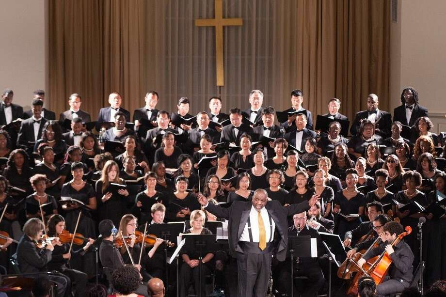 The Dillard University choir will perform in Houston on Mar. 14.