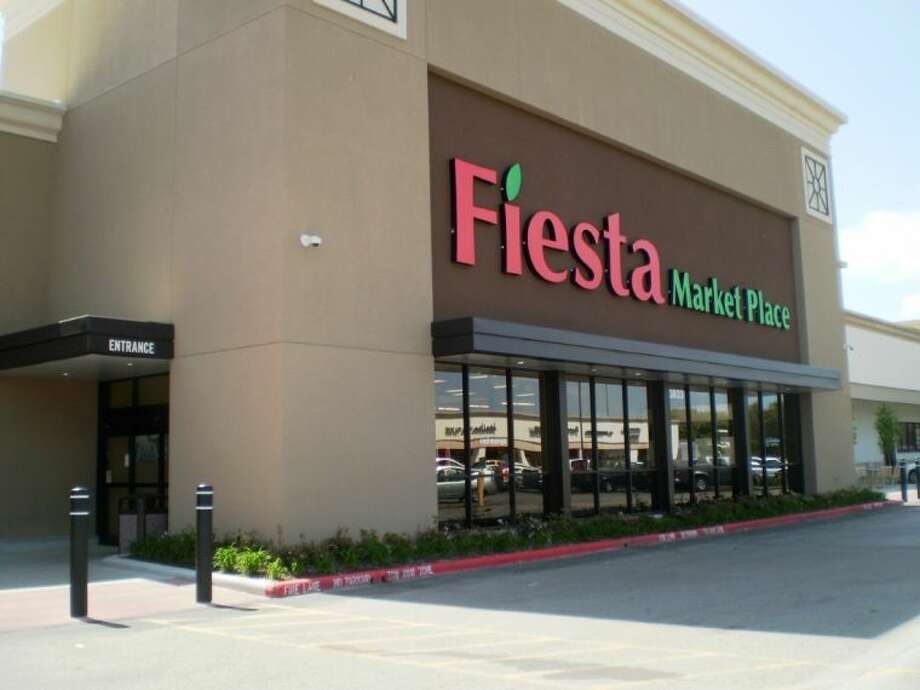 Fiesta Market Place, near the corner of the Southwest Freeway and Sugar Creek Boulevard in the Sugar Creek Shopping Center. Fiesta has announced that April 20 will be the store's last day in business, less than a year after its grand opening. Photo: Zach Haverkamp