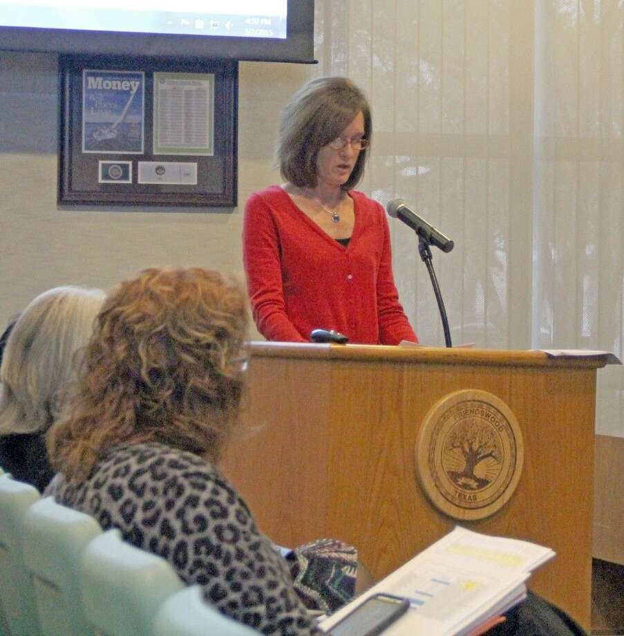 Friendswood Animal Advocates President Melanie Reyes: It was not a decision we took lightly. With most of our time being spent fighting against unfriendly animal policies such as the 60-day limit we unanimously decided to redirect our organization's efforts where they would be appreciated and make a difference. Photo: Kristi Nix