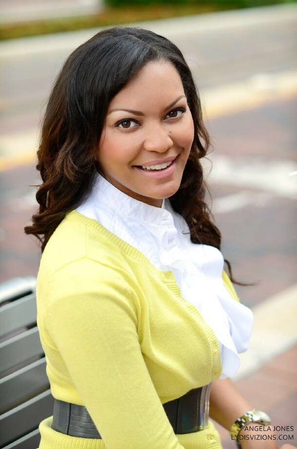 Natalie Mott is a single mother and was the keynote speaker last year at the Overflow Conference. She will be a breakout session at this year's conference on Saturday, March 14.