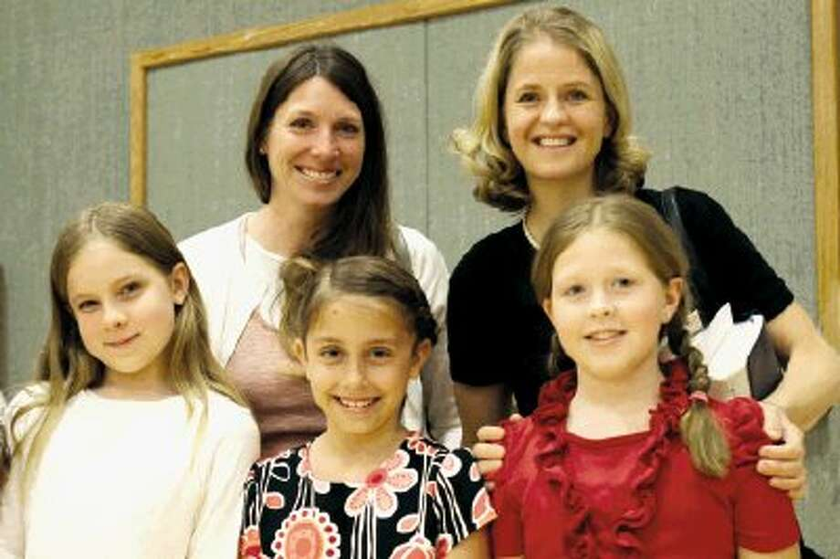 Moms and pre-teen daughters come together for the first time to view the annual broadcast.