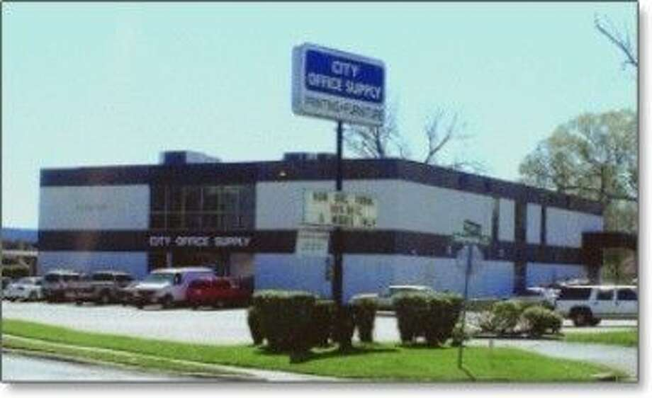 City Office Supply's headquarters on Telephone Road.