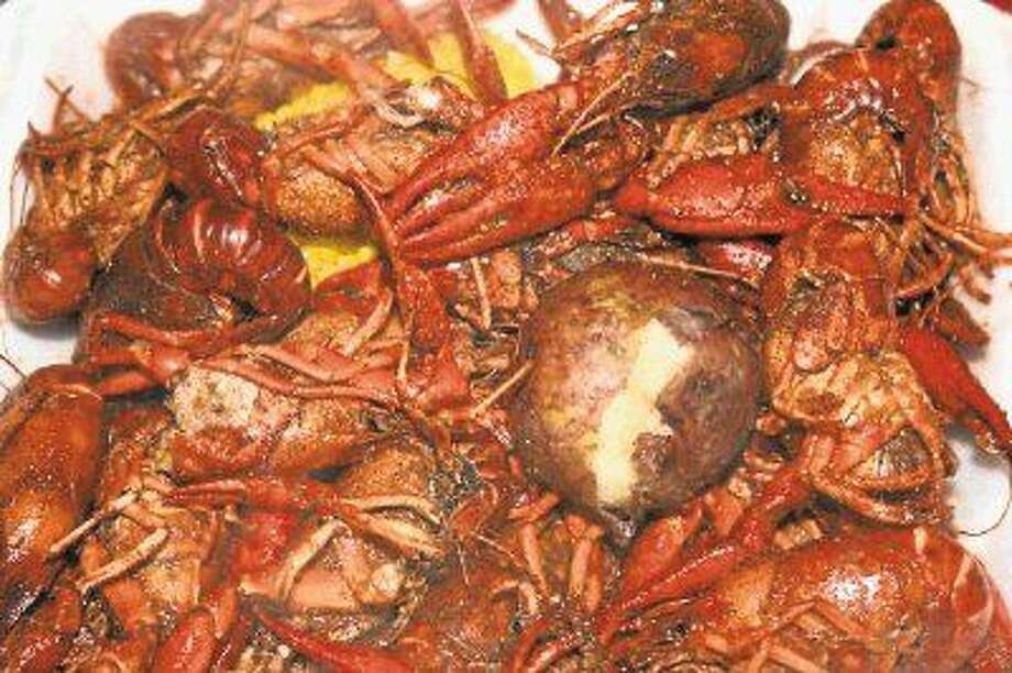 The Humble Police Association will offer all-you-can-eat crawfish at its annual crawfish festival April 25, benefiting local scholarships. Photo: File Photo