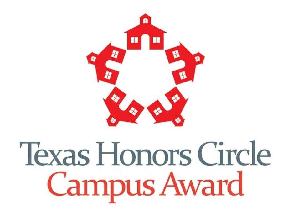 Texas Honors Circle Award Photo: CFISD