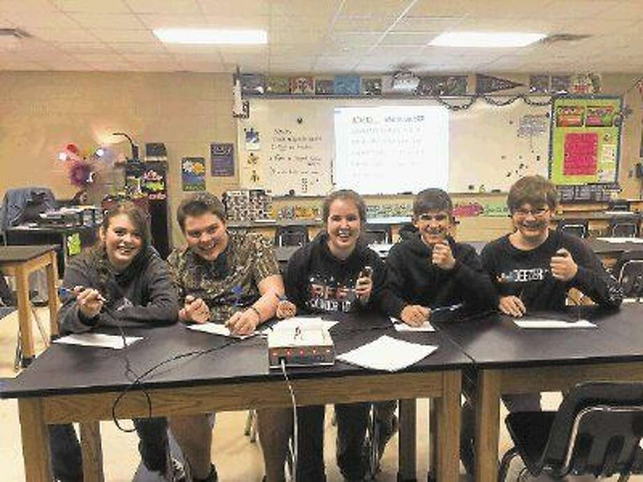 The Peet Junior High School Science Bowl team is preparing for an upcoming regional meet in College Station, where they will have the chance to advance to Washington, D.C.