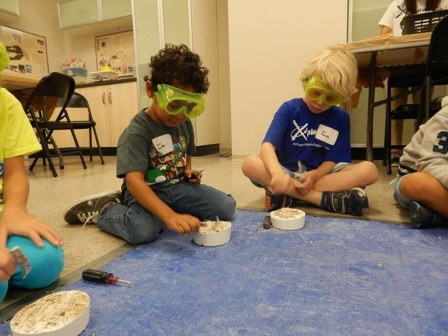 The Houston Museum of Natural Science hosts Xplorations summer camps for kids ages six to 12. The camps are hands-on science summer camps held Monday through Friday from 10 a.m. to 3 pm.