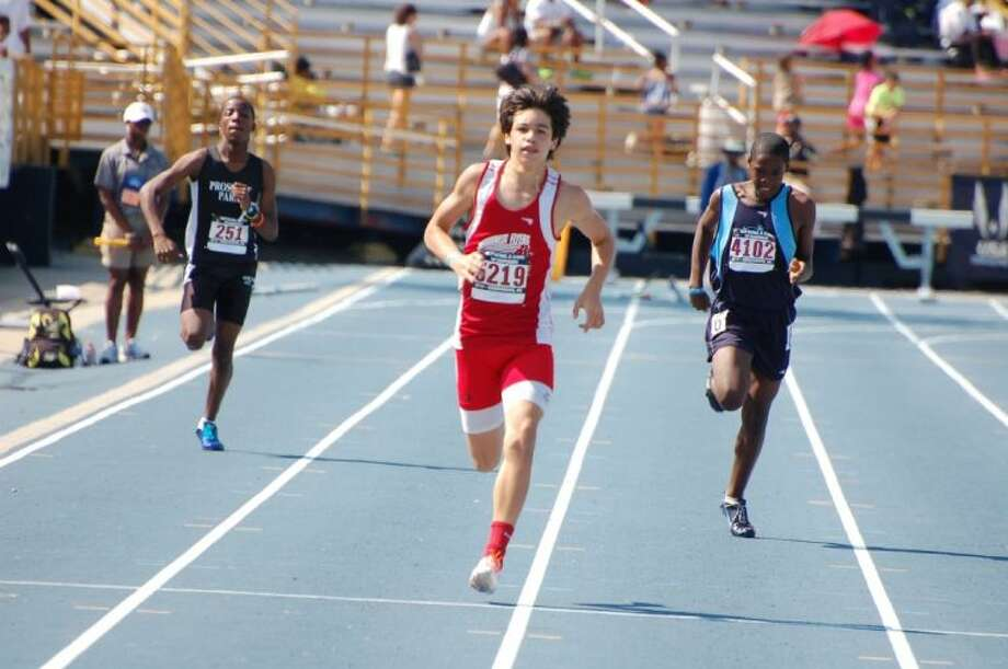 The Northwest Flyers Track Club will host its annual orientation/registration sessions for middle and high school athletes on Saturday, April 12 and April 19. Photo: Submitted Photo