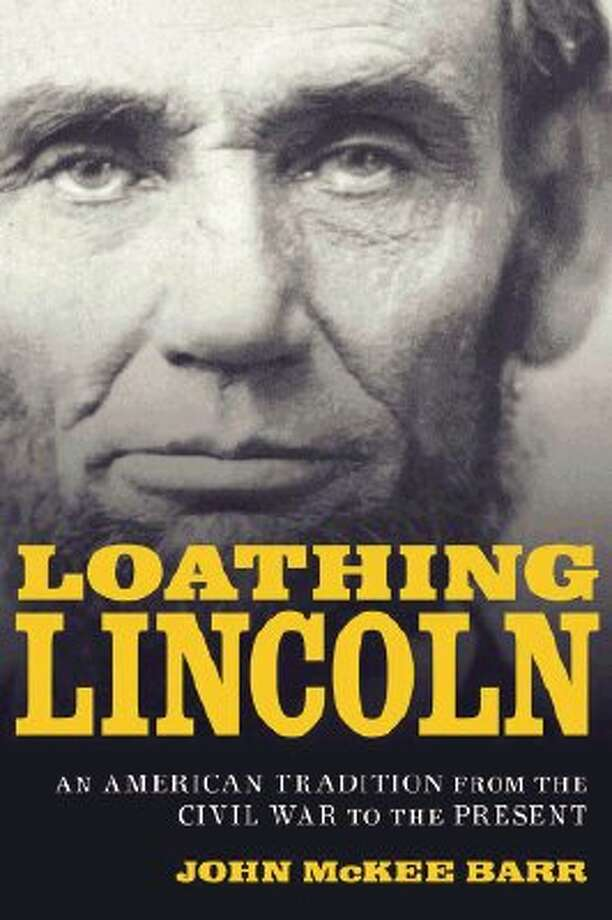 LSC-Kingwood Professor John McKee Barr authors book on Lincoln. A book signing will be held at LSC-Kingwood, April 22 at the CLA Building, Room 114 at 12:30 p.m.