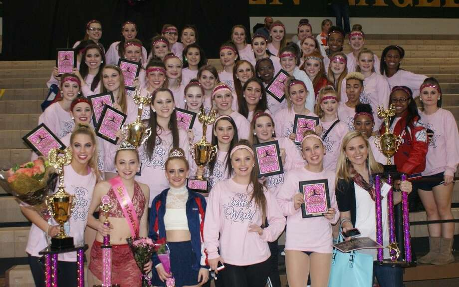The Atascocita Patriettes won numerous awards at the Crowd Pleasers State Competition last weekend.