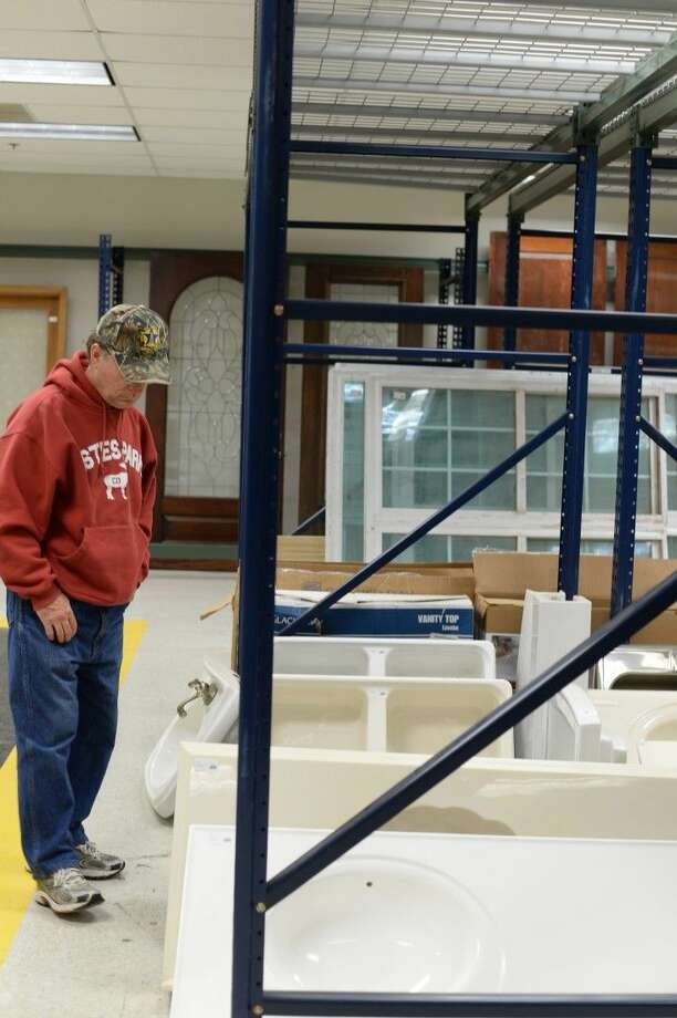 The Bay Area Habitat for Humanity ReStore in Webster will give the public a chance at used household items, furniture, building materials and more, at a reduced price. Photo: Y.C. Orozco