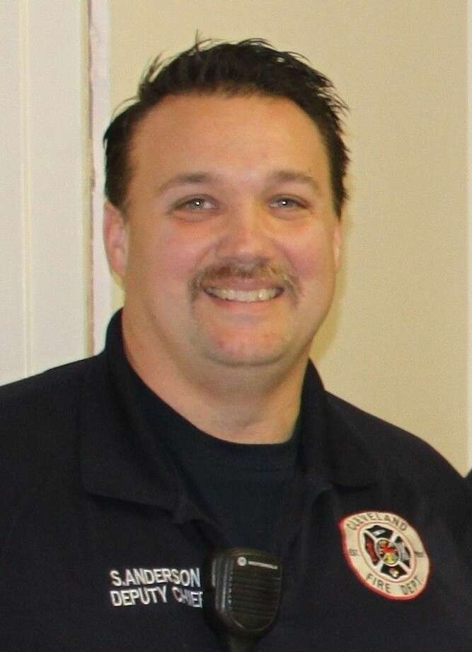 Sean Anderson is the interim fire chief for the City of Cleveland, effective immediately. Photo: File Photo