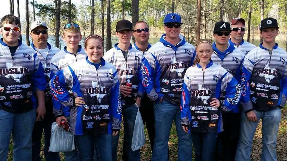 The New Caney Fishing Club attended a fishing tournament on Lake Sam Rayburn in February.