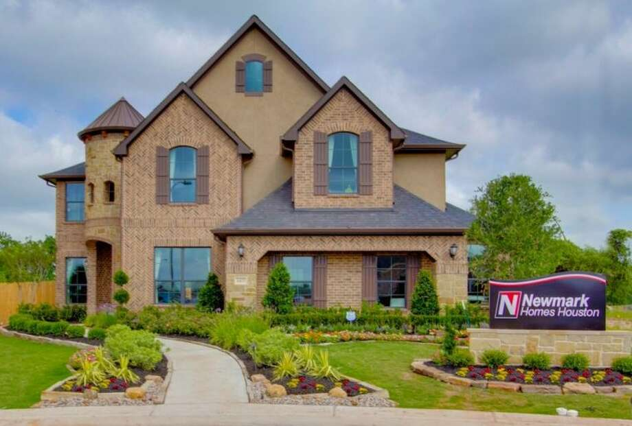A home that's representative of Newmark's 55-foot product in Riverstone, like what the company will build on the 22 acres of land it recently purchased in Fort Bend County. Photo: Jonathan D Calvert