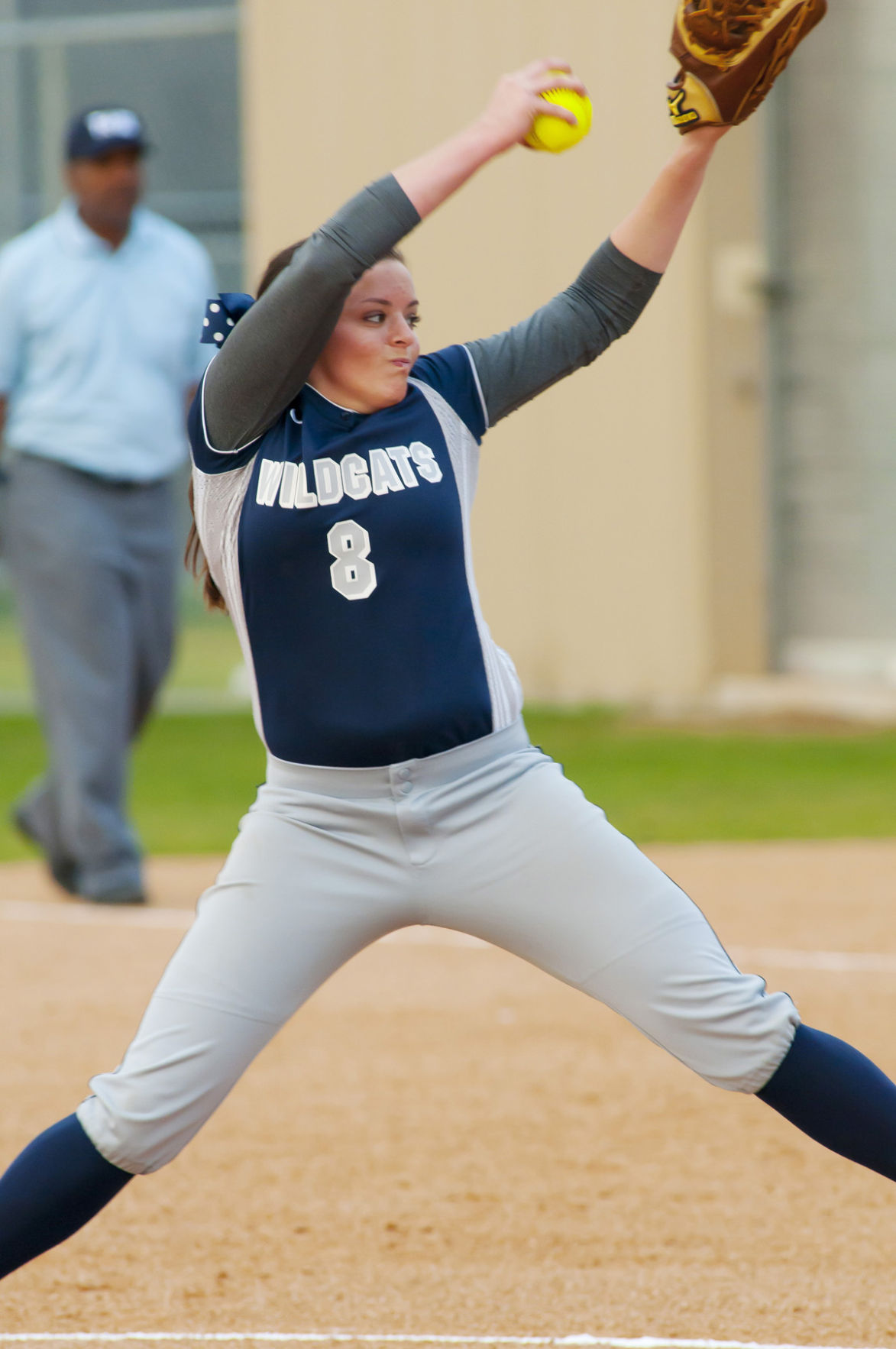 Trystan Melancon pitches no hitter for UH softball seattlepi