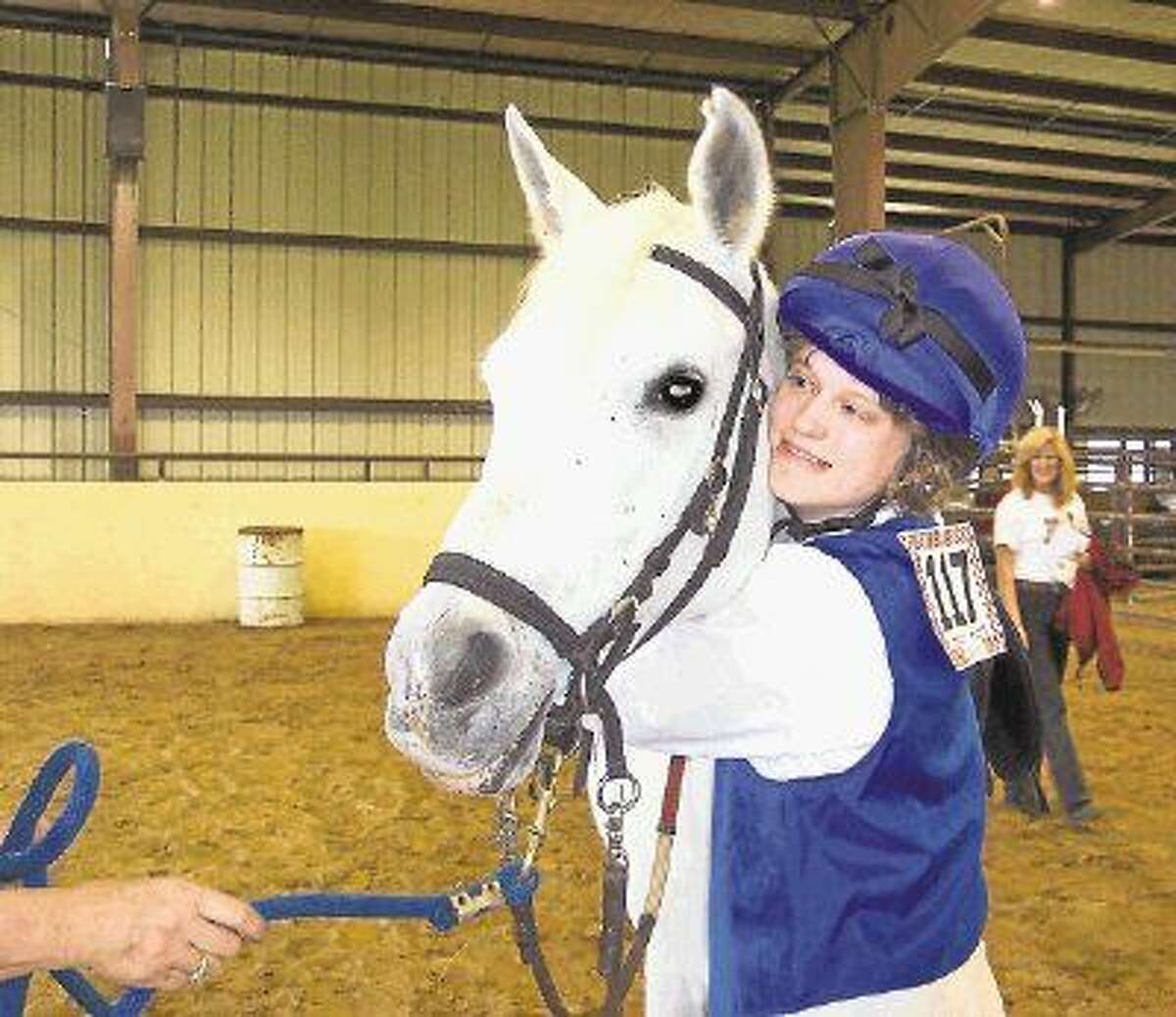 According to SIRE's website, more than 30 percent of their riders are on the Autism spectrum which often limits their social skills, intellectual development, focus, and sometimes leaves them without a communication outlet.