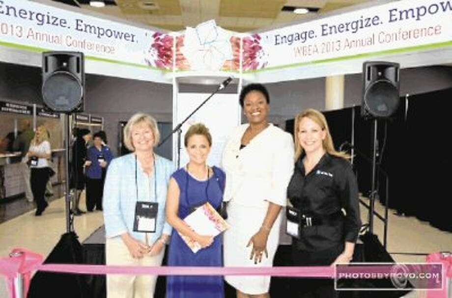 A ribboncutting ceremony is among events planned at the 2014 WBEA EXPO May 28-29. Photo: Roswitha Vogler / @WireImgId=2664016