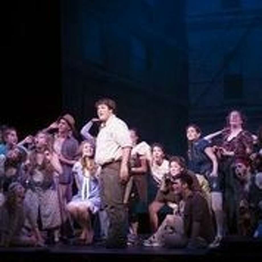 Clear Springs High School's Urinetown. Photo: BRUCE BENNETT