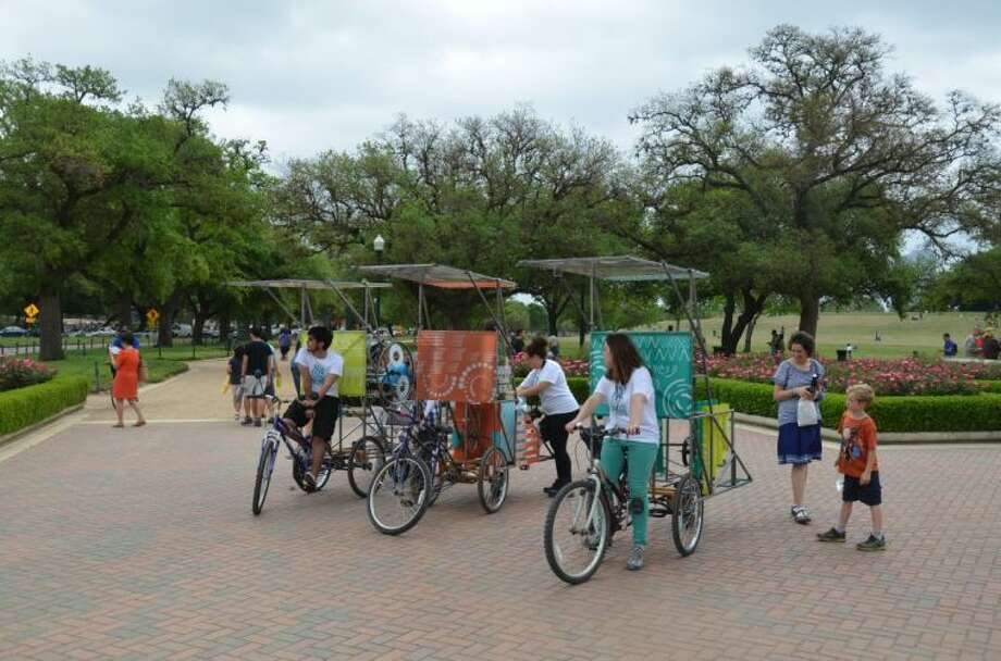 University of Houston's Re/Cycle Hub will be at Picnic in the Park, with activities that promote sustainability and the power of cycling.