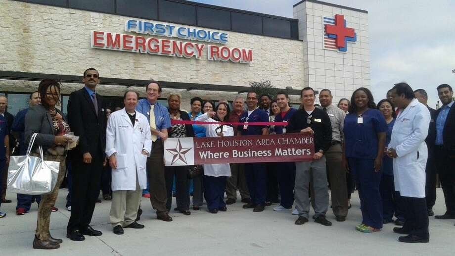 First Choice Emergency Room opens Summerwood location - Houston ...