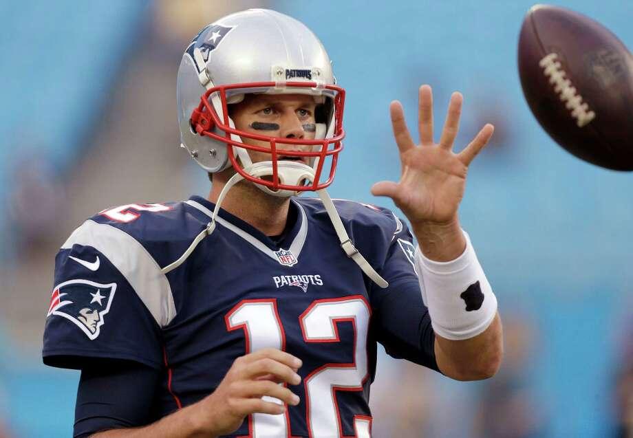 New England (3-1) minus-10½ at Cleveland (0-4)Patriots 30-17 Photo: Bob Leverone / FR170480 AP