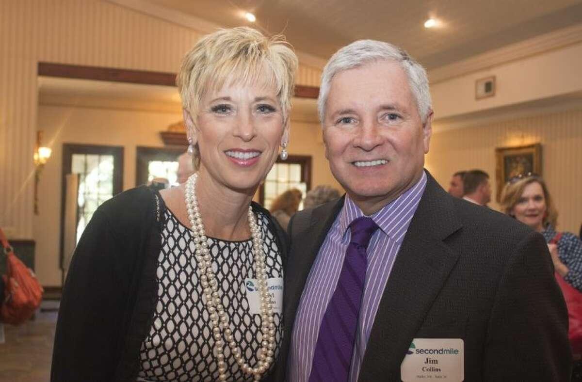Jeryl and Jim Collins