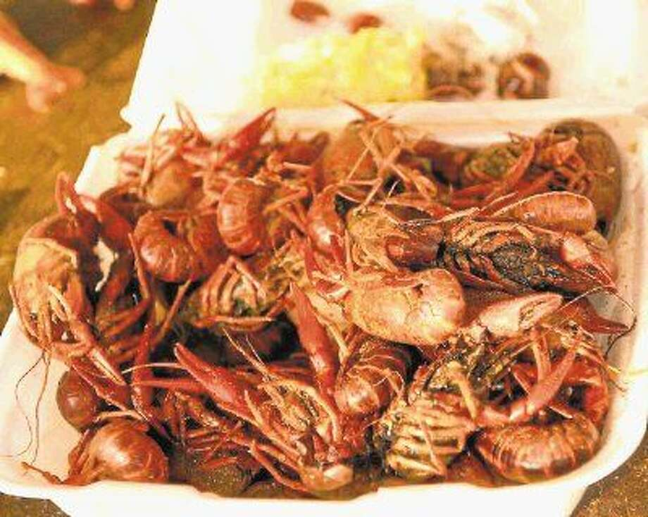 Cajun Country Cookers will be cooking up crawfish for guests to enjoy at this year's Humble Police Association's Crawfish Festival April 24, 2015.
