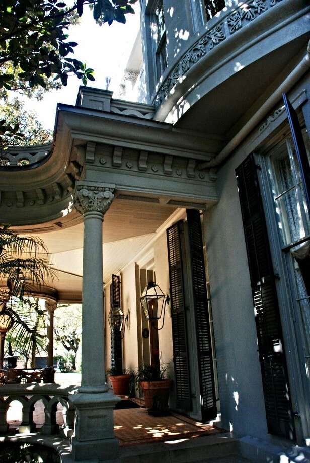 Galveston Historical Foundation opens the doors to Galveston's architectural history through public tours of privately owned homes for the first two weekends each May.