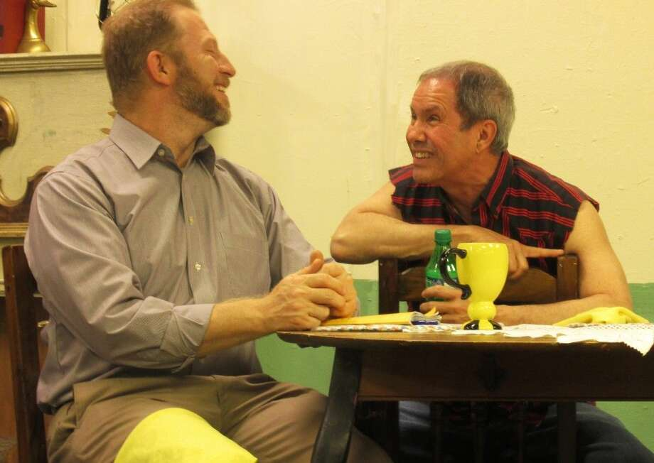 Larry Shue's outrageous comedy, The Foreigner, opens at Award-winning Fort Bend Theatre, 2815 N. Main Street, Fridays and Saturdays at 8 p.m., and Sundays at 3 p.m., April 10 to May 3.