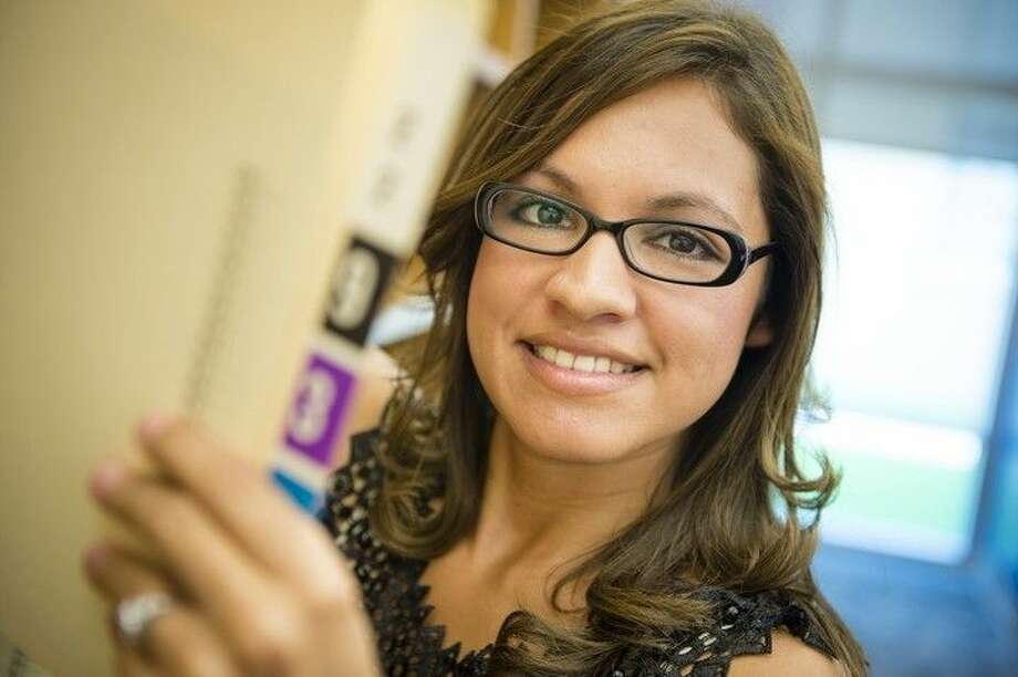 Sandra Olivares is a returning part time student pursuing a degree in process technology.