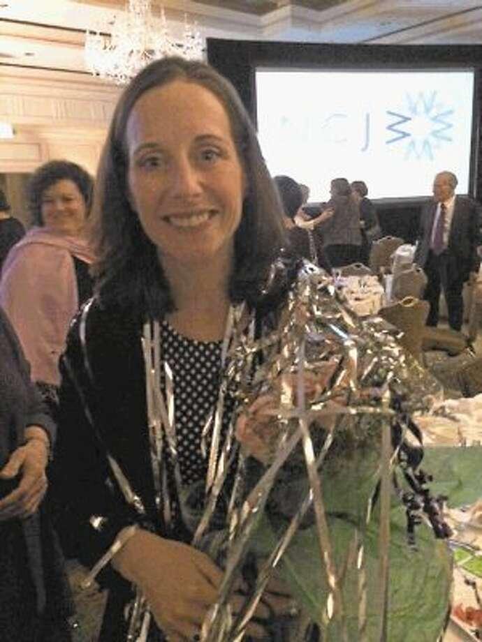 Fishel received the National Elissa Froman Inspiring Leadership Award. / @WireImgId=2668094