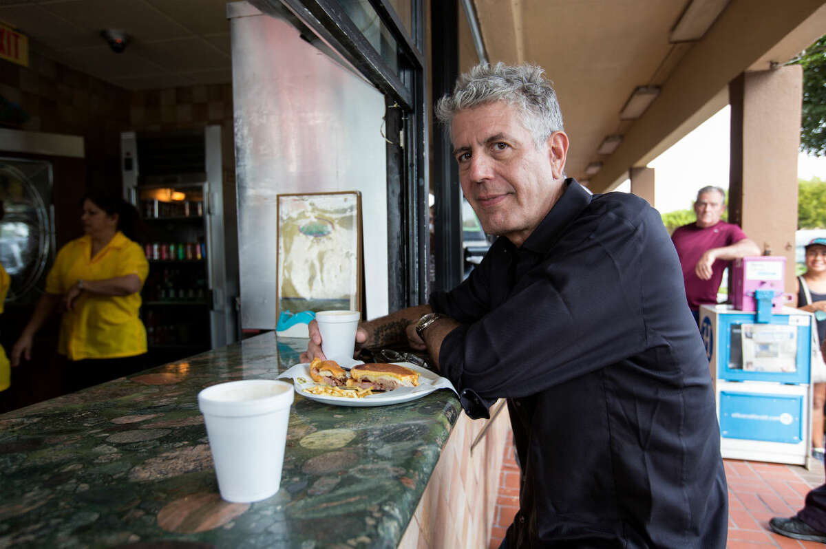Anthony Bourdain coming to Houston July 8 through Society for the Performing Arts