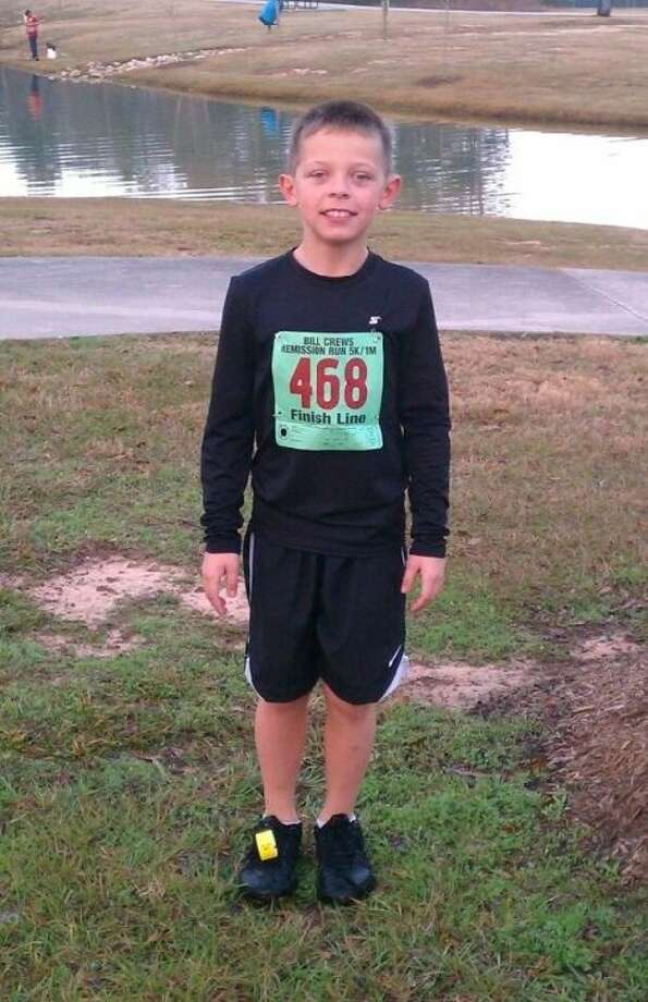 Greenleaf Elementary fifth-grader Mikey Pratt passed away following a fun run on Dec. 14. A foundation has been set up in his honor by his parents. Photo: Submitted Photo