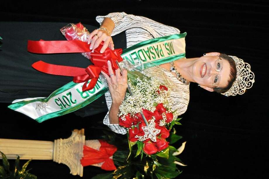 Presenting the 2015 Ms. Pasadena Senior Queen Betty Smith as she takes her Royal Walk.