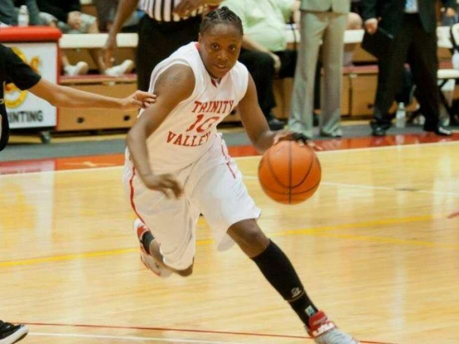 Junior college All-American Shlonte Allen has signed to join the Texas A&M Lady Aggie basketball squad. Photo: Texas A&M Athletics