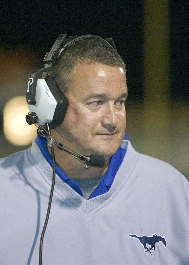 Longtime former Friendswood defensive coordinator Don Jones has been named head football coach at Bay Area Christian High School. Photo: FILE PHOTO