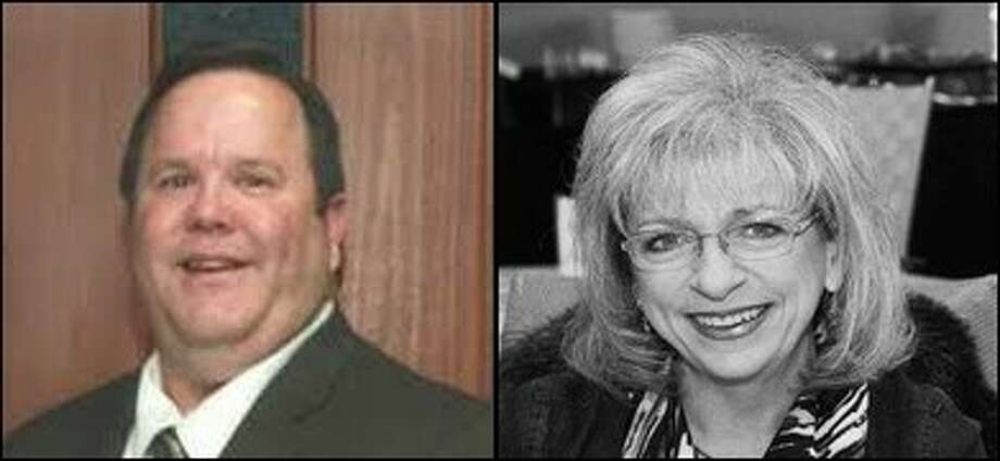 West Pearland voters zoned to Alvin ISD will elect two board members. For Position Six Trustee, former Alvin ISD Board Member Earl Humbird (pictured at left) is running against incumbent Sue Stringer (pictured right). Both candidates live in Alvin.