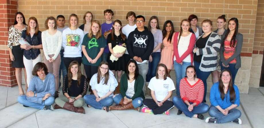 The Kingwood High School yearbook staff has been honored for its accomplishments in the 2013 yearbook design and coverage and recognized by Balfour Yearbooks.