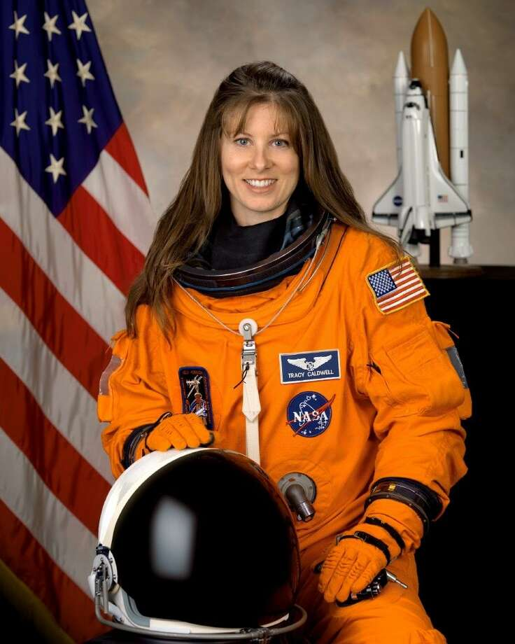 Stellar Award presenter NASA Astronaut Tracy Caldwell Dyson (Photo credit: (NASA photo)