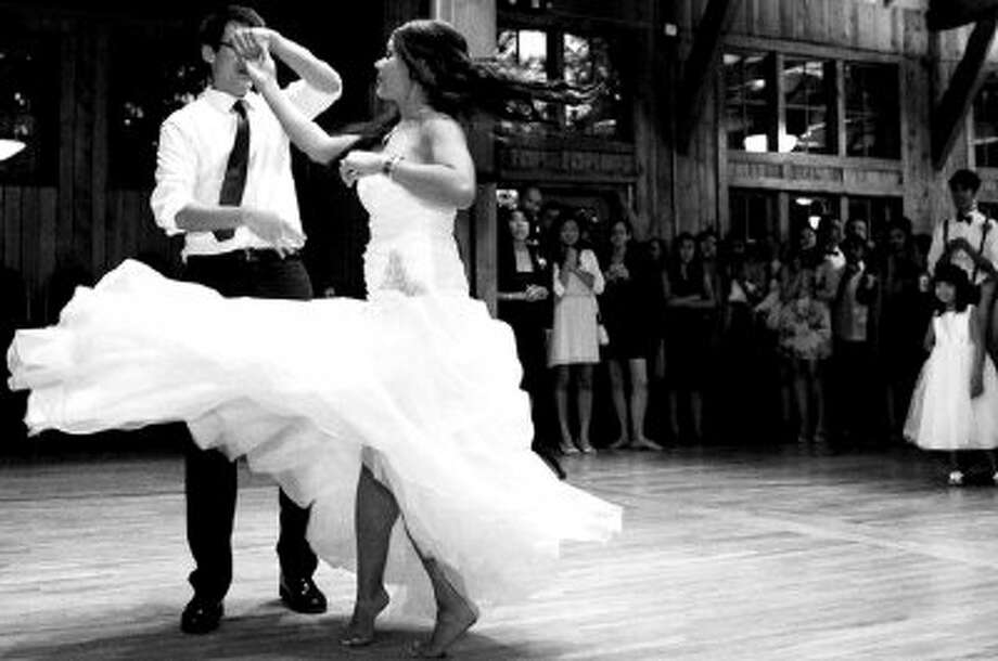 Couples want to look great and are hiring their very own dance choreographer to teach them to dance like the stars.