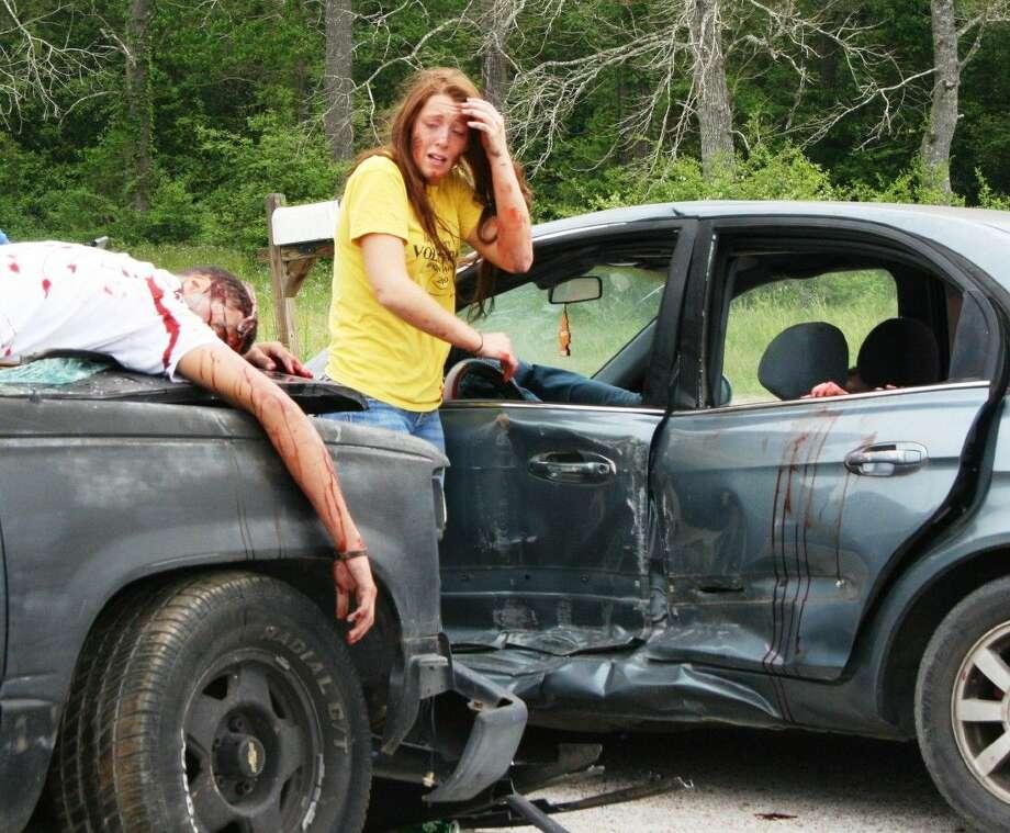 Houston News Car Accident