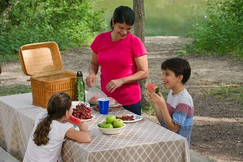 The Texas Parks and Wildlife Department is encouraging families to treat their Mom to a day in the park for Mother's Day, May 11.